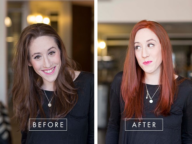 Make A Dramatic Hair Color Change Turn To The Experts At Vidal Soon For Some Inspiration Dailymakeover