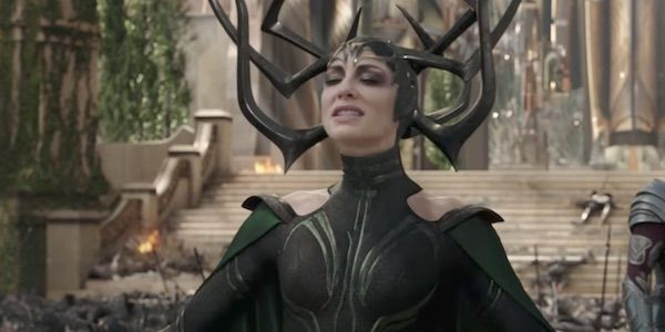 One Thor Ragnarok Scene That Convinced Cate Blanchett To