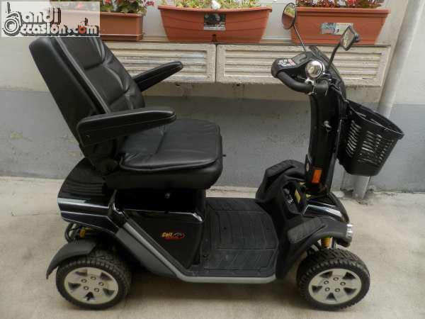 scooter electrique invacare orion
