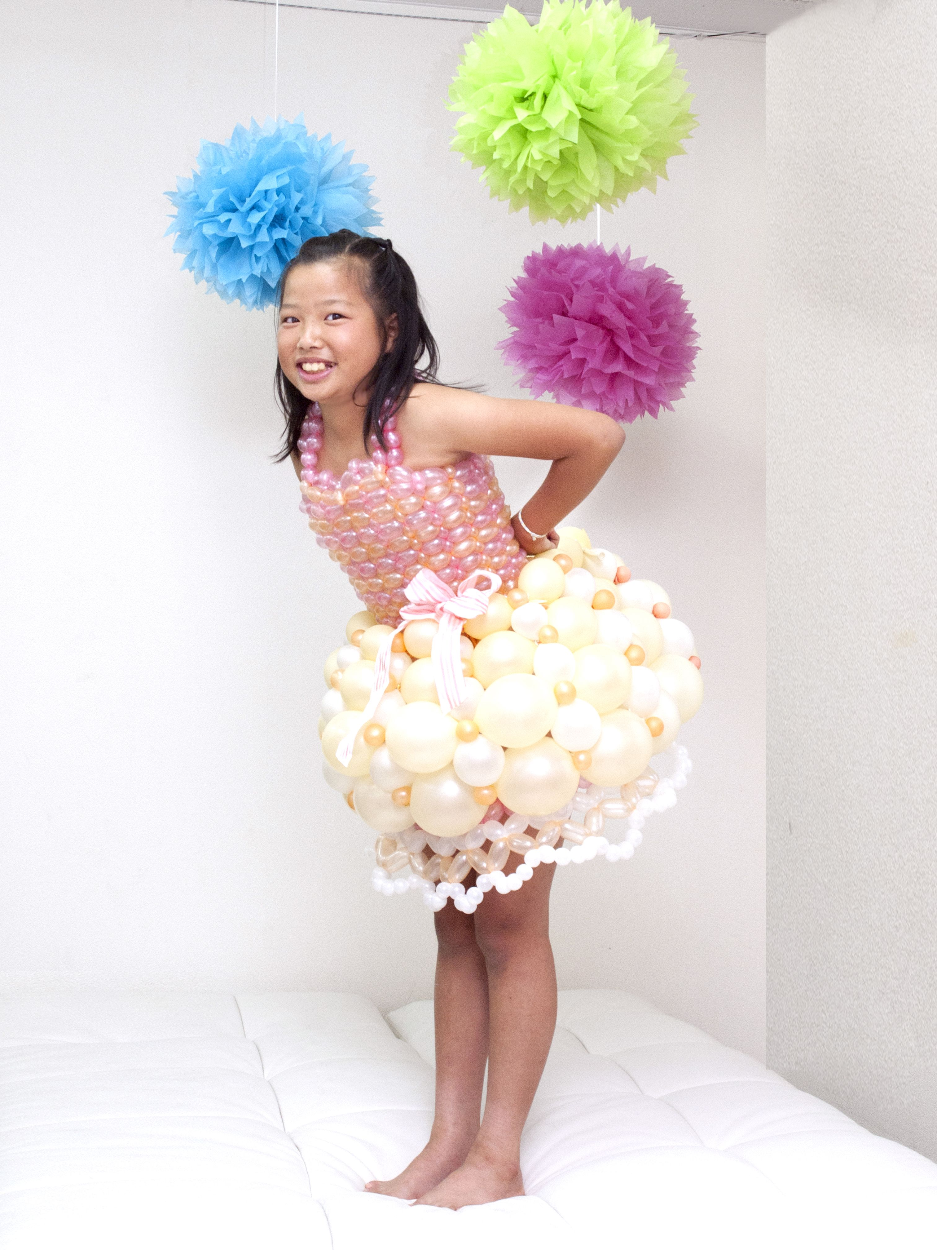 kids balloon dress 裙 pinterest balloon dress