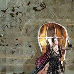 Designer Ahmad Bilal New Bridal Wear Dress 2013 for Ladies