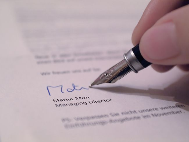 What should you look for in a letter of intent (LOI)?   - letter of intent example
