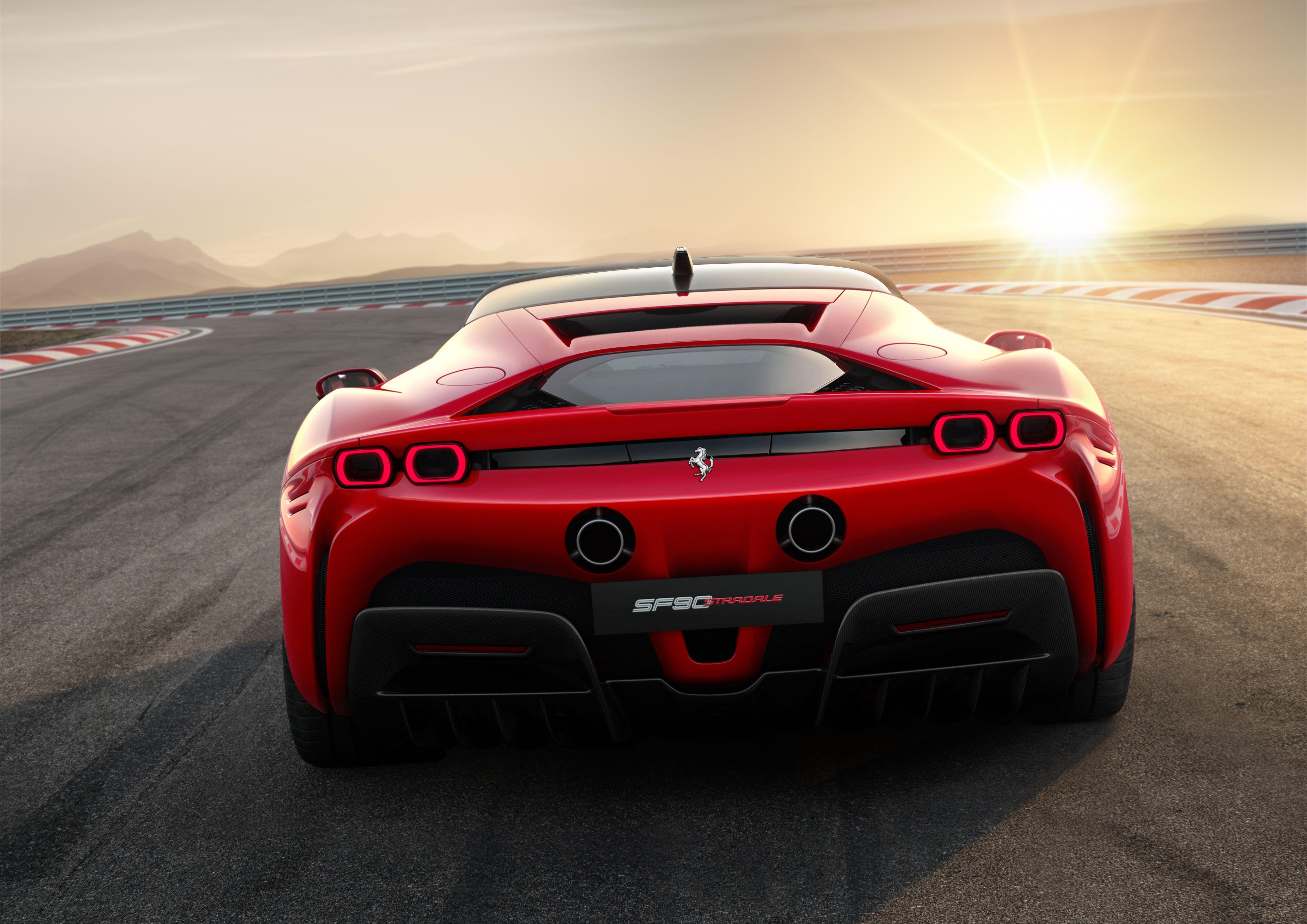 2020 Ferrari Sf90 Stradale Gallery Top Speed New Ferrari Super Cars Ferrari