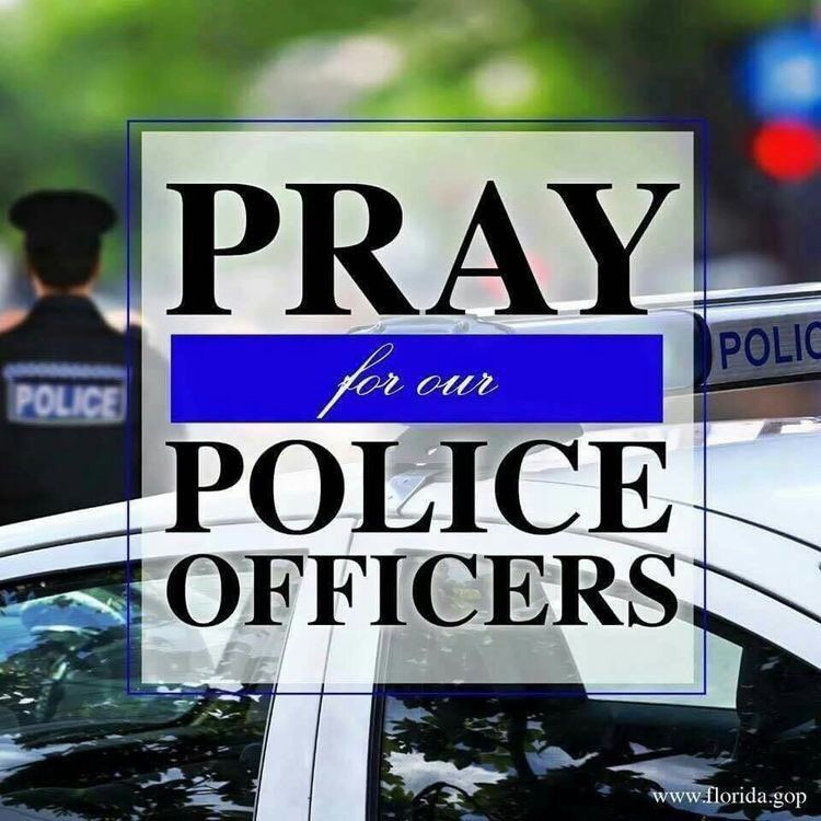 Im praying for all the men and women in blue....esp Arnold police ...