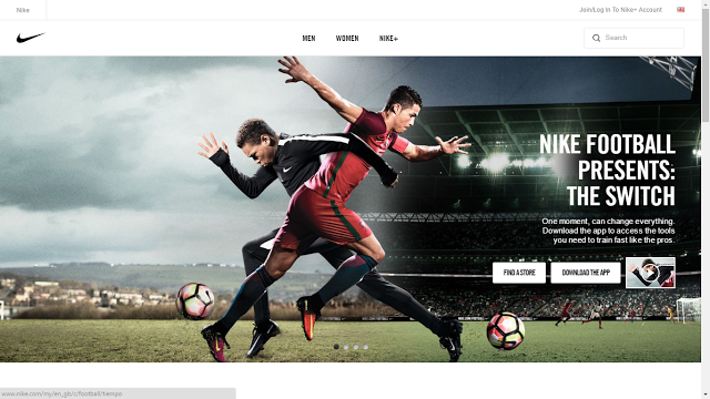 Nike  Nike Football Presents  The Switch.  d86a95569c