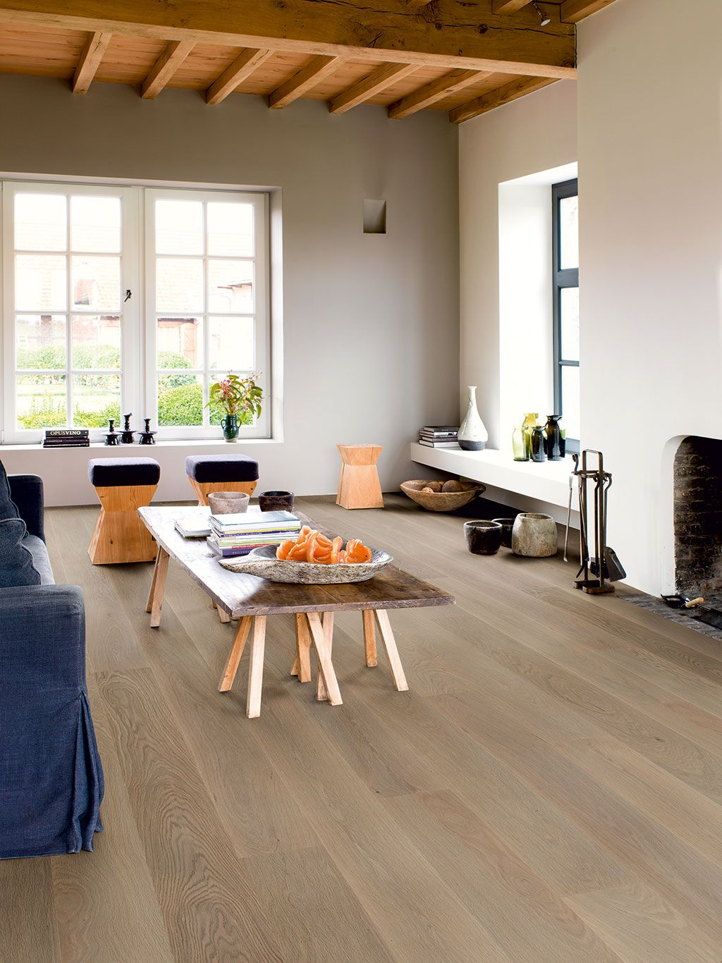 QuickStep Palazzo 'Summer breeze oak oiled' (PAL3093