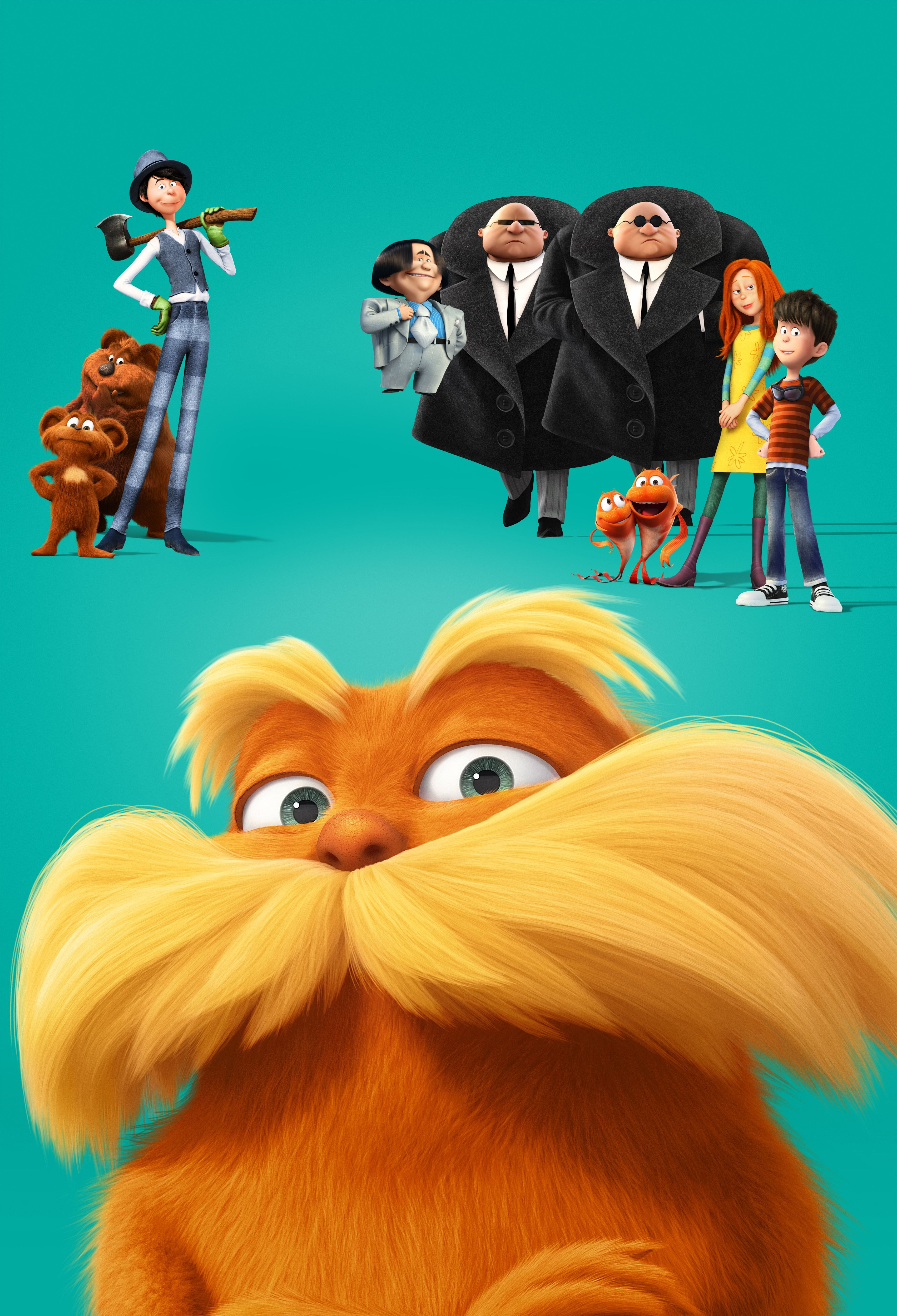 Pin By The Carolina Trader On Animation The Lorax The Lorax Full Movie Full Movies Online Free