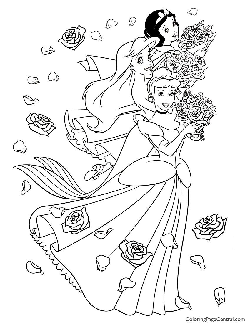 Princess Head Coloring Page From The Thousand Photos On The Web Regarding Pr Princess Coloring Pages Disney Princess Coloring Pages Cinderella Coloring Pages
