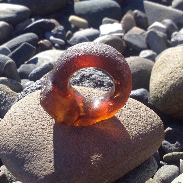 Santa Barbara Jug Loop Beach Find Photo From