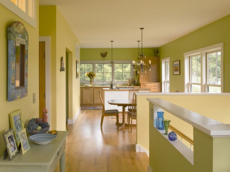 good colors for kitchens wood cabinets island round table tall back ...