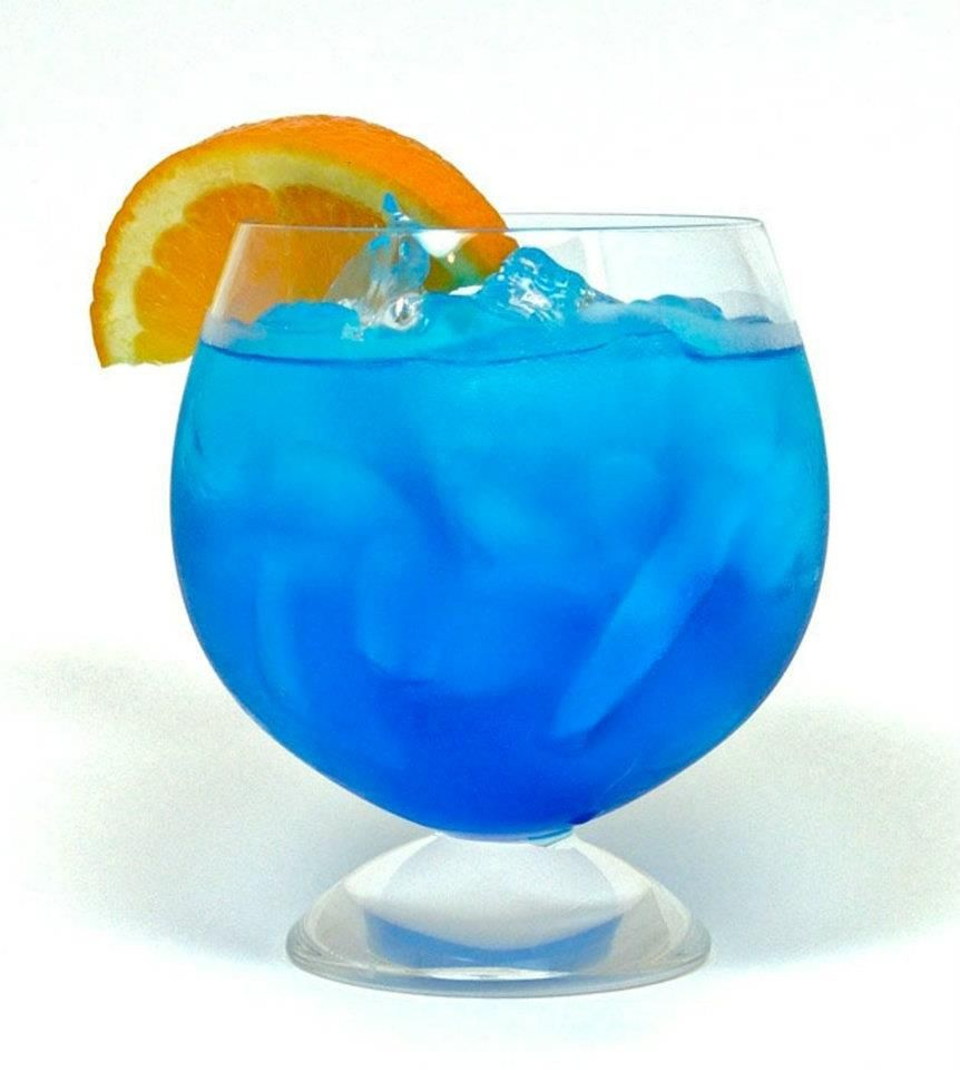 Blue Curacao Cocktail Alkoholfrei Fourth Of July Summer Cocktails Open Bar Wedding Cocktails