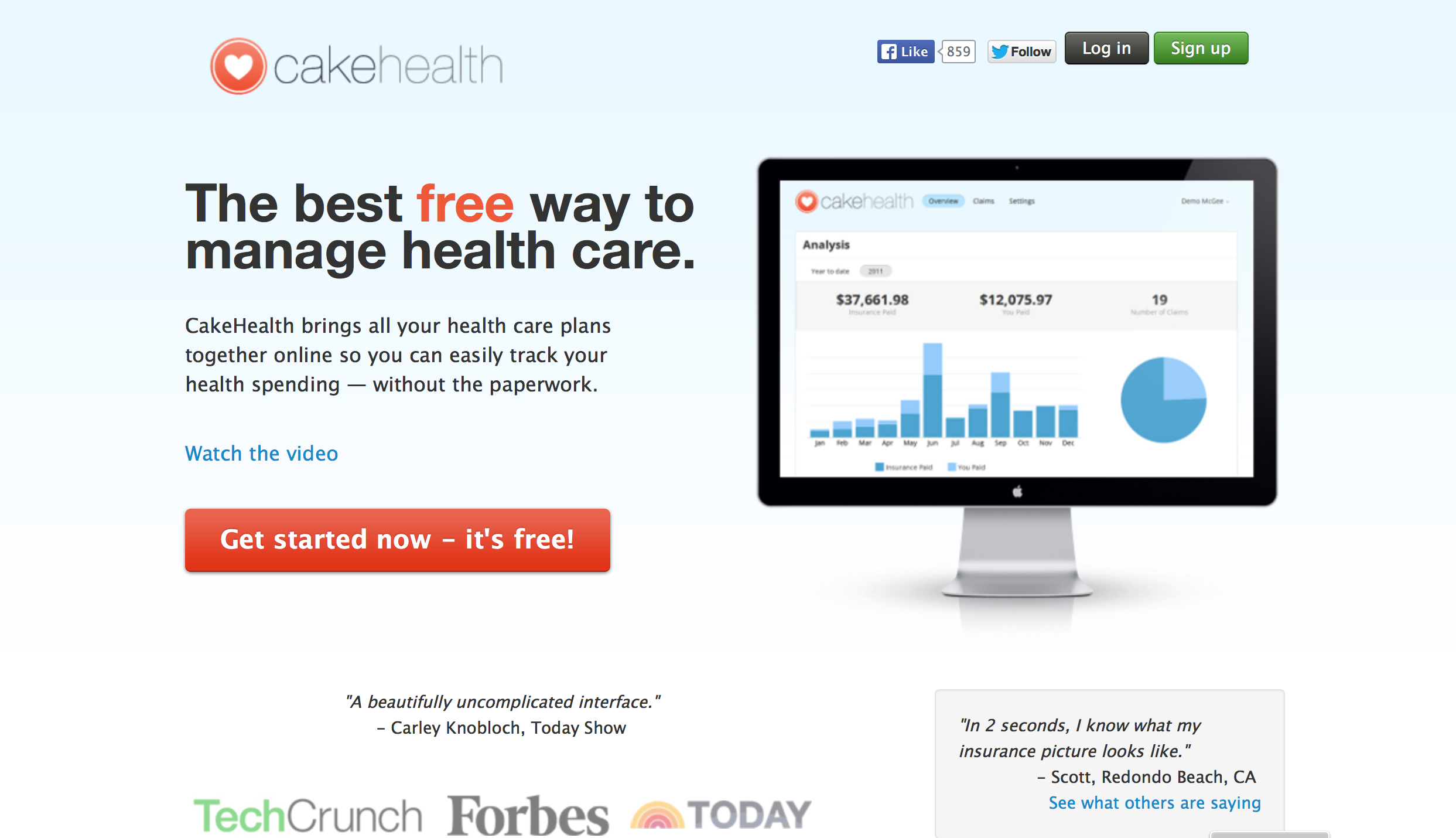 Cakehealth Easy As Cake See All Your Health Care