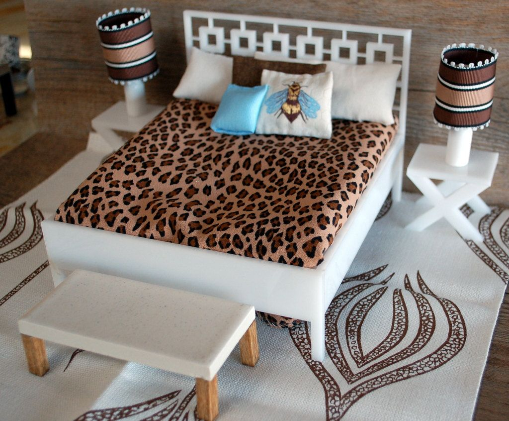 modern dollhouse furniture