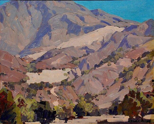 Edgar Payne Carmel Fine Art Gallery Of Early California American Impressionist Paintings Impressionist Paintings Fine Art Painting Edgar Payne Paintings