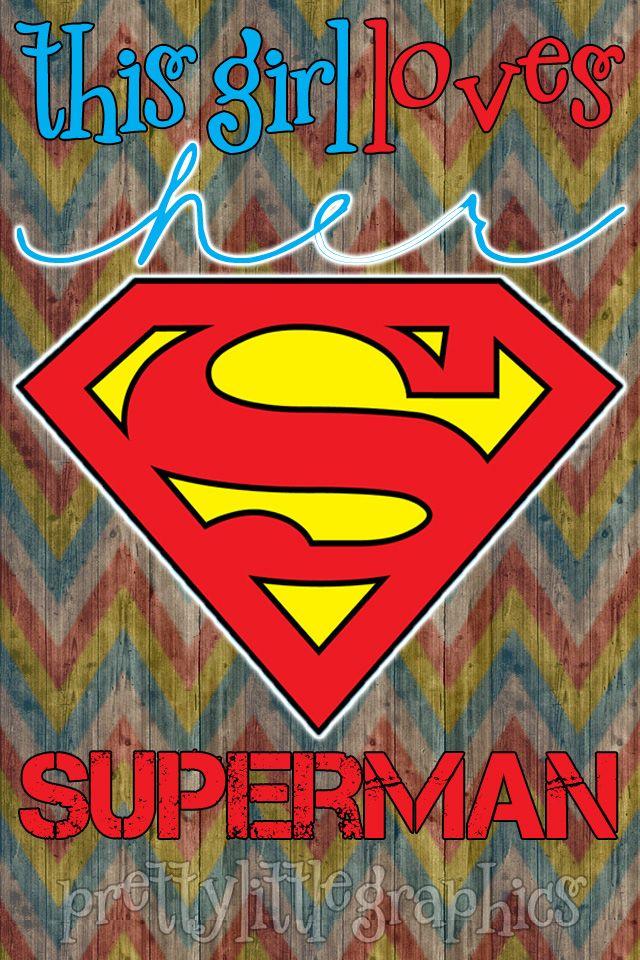 I Do U003c3 @Devin Hunt Pollard You Will Always Be My Superman U003c3