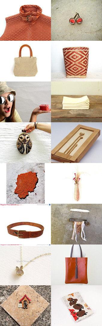 Your Style Guide  by Leslie of Bandie Girl on Etsy ~   Pinned with TreasuryPin.com