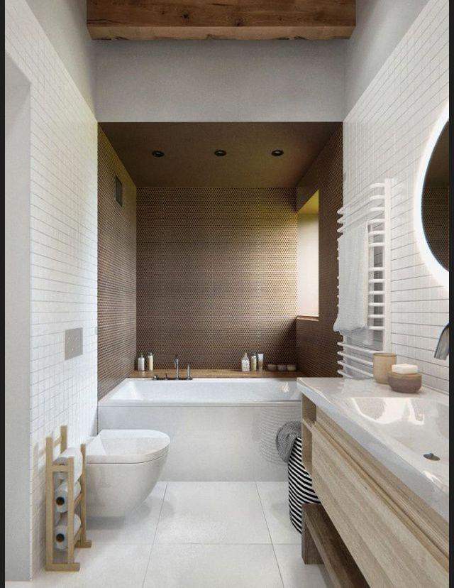 Les plus belles salles de bain de Pinterest | Idées salle de bain ...