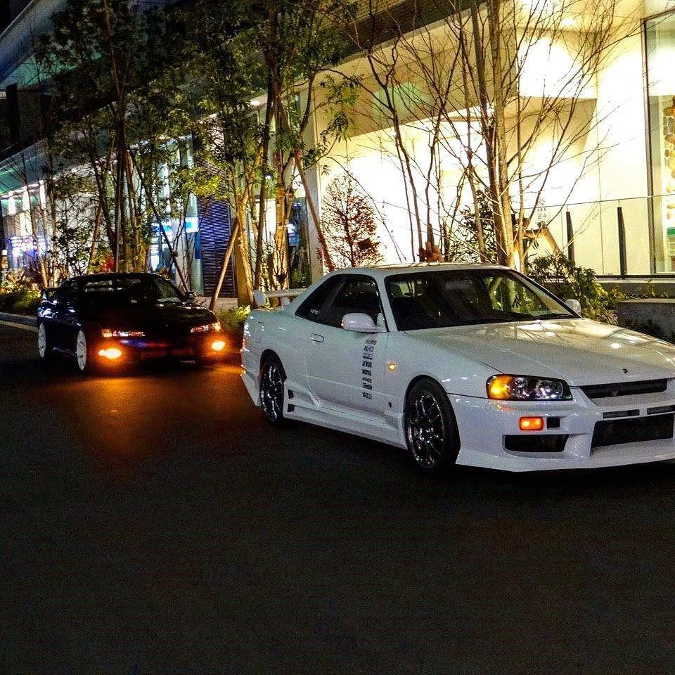 #car#nissan#silvia#s14#ks#kouki#sr20det#skyline