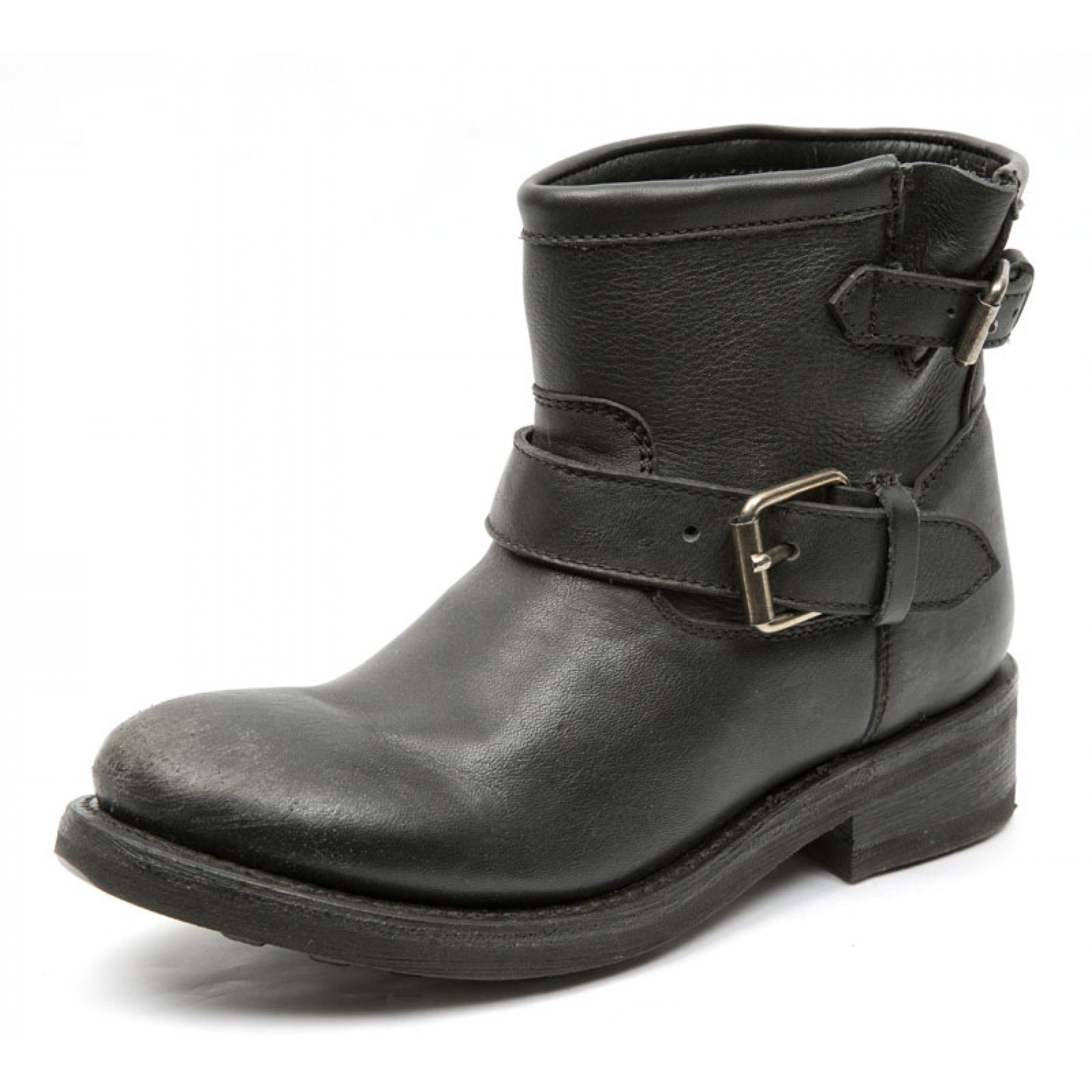 b4302c97a2b4 Chaussures Ash - TEARS DESTROYER NAPPA .BLACK - Femme