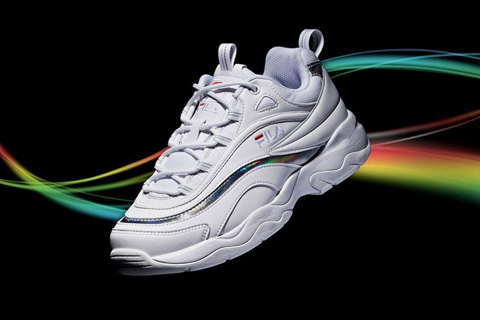 cbce6ad7c6e Here's Your First Look at FILA's All-New Chunky Dad Shoe – The FILA ...