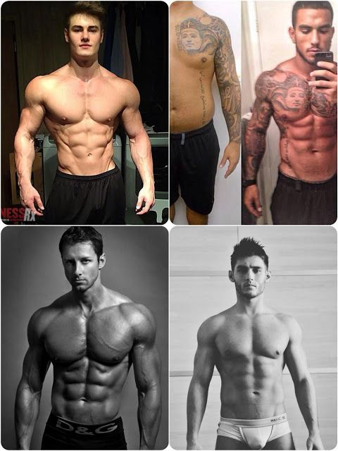 what women look for in a man body
