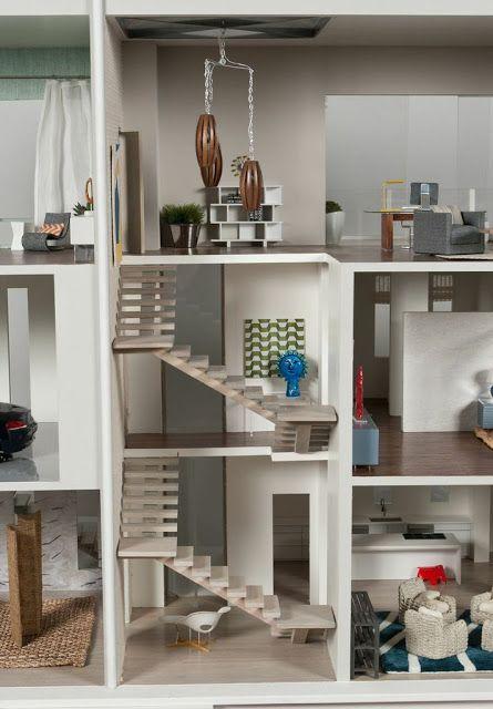 Contemporary Beach House 1 by Jeffrey Alan Marks and Elizabeth Dinkel