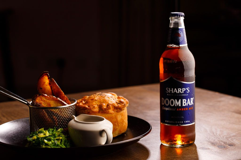 Warm yourself up this October Steak & Ale Pie and a bottle ...