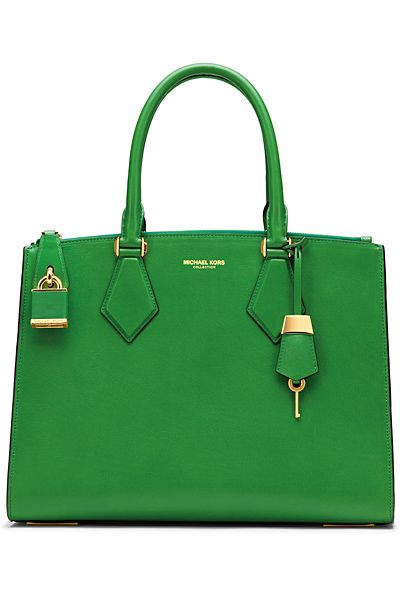 2489489a1c Michael Kors - Green Bag - 2015 Spring-Summer