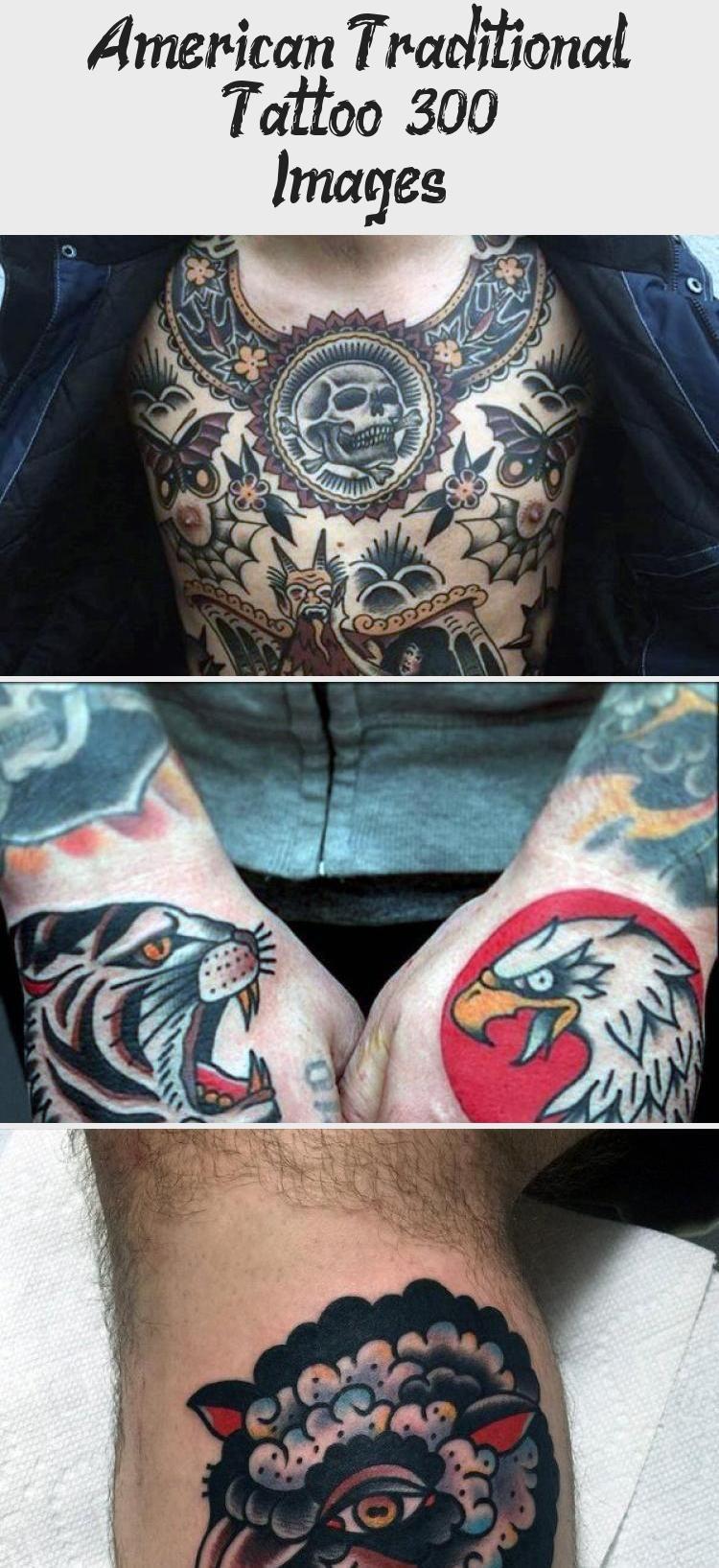 Photo of Tatouage traditionnel américain – 300+ images – Blog de tatouage