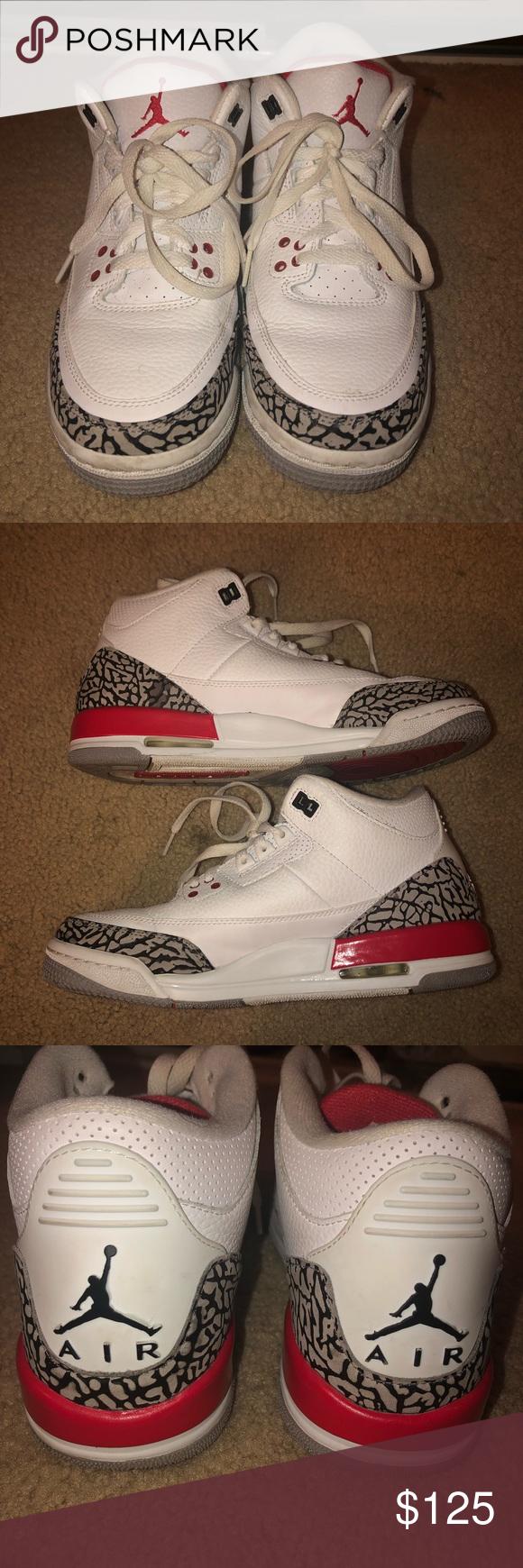Air Jordan 3s   Air jordans, Jordans for men, Jordans