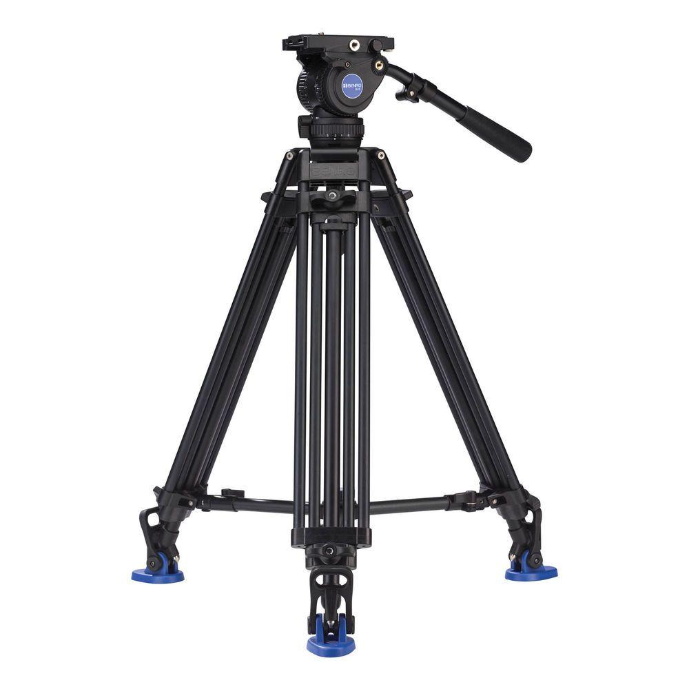 Benro Bv8 Twin Leg Aluminum Tripod Kit Tripods And Supports Vanguard Veo 265cb Carbon Fiber