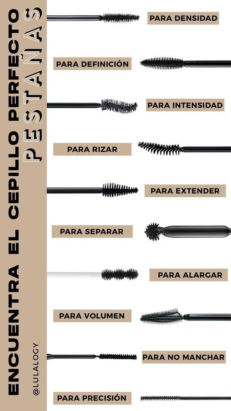 Photo of Cepillos Para Pestañas Para Diferentes Necesidades