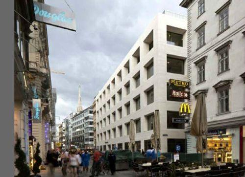 Peek & Cloppenburg Store, Vienna Austria by David