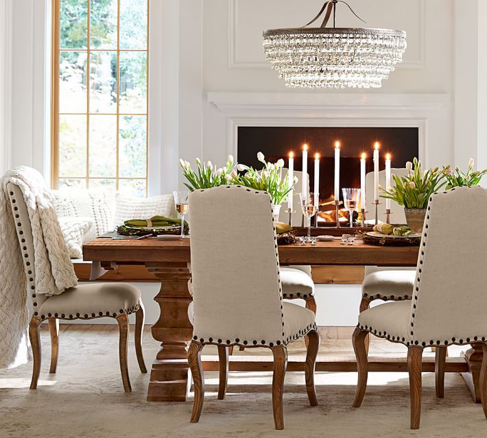 Clarissa Glass Drop Large Round Chandelier  Lighting Ideas New Long Dining Room Tables For Sale Inspiration Design