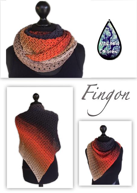 Fingon pattern by Jasmin Räsänen