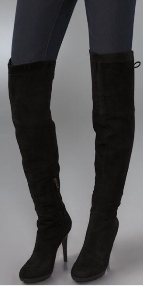 79330894a2c Sam Edelman Vesey Suede Over the Knee Boots  250 Sold Out