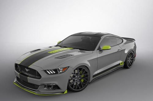 Modified Ford Mustang Models Ready To Wow Crowds At Sema
