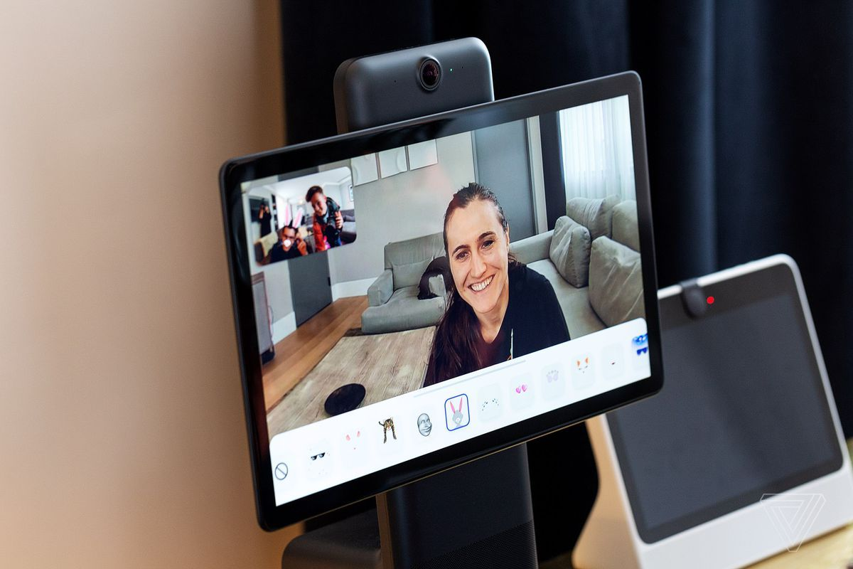 Facebook Portal and Facebook Portal Plus are two latest