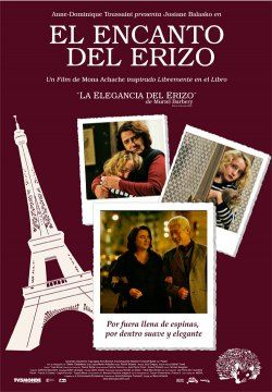 Ver El Encanto Del Erizo 2009 Online Verpeliculasonline Cine Peliculas Peliculas Online