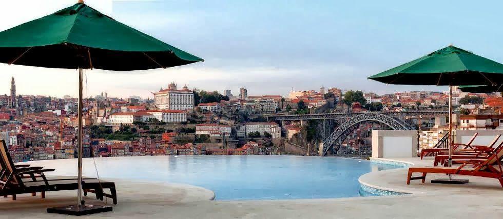 Um Charmoso e Elegante Hotel em Vila Nova de Gaia, Portugal - Diz Aí Gi