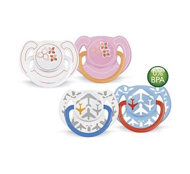 Airplane Pacifiers