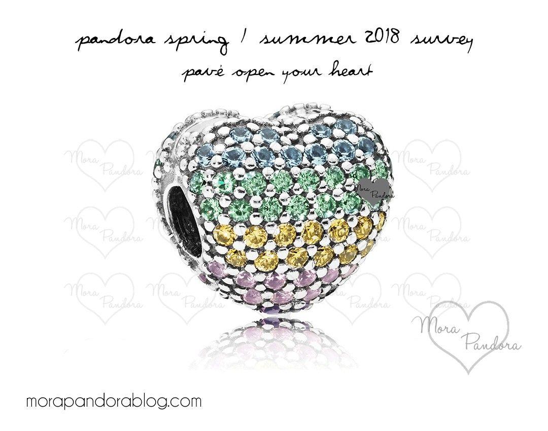 how to open pandora bracelet heart