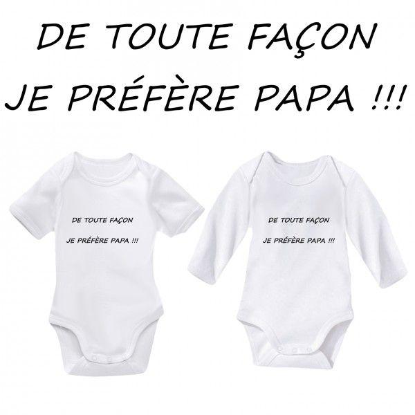 6993003d9173a Épinglé par Cadeau personnalisé bébés   enfants sur Bodies ...