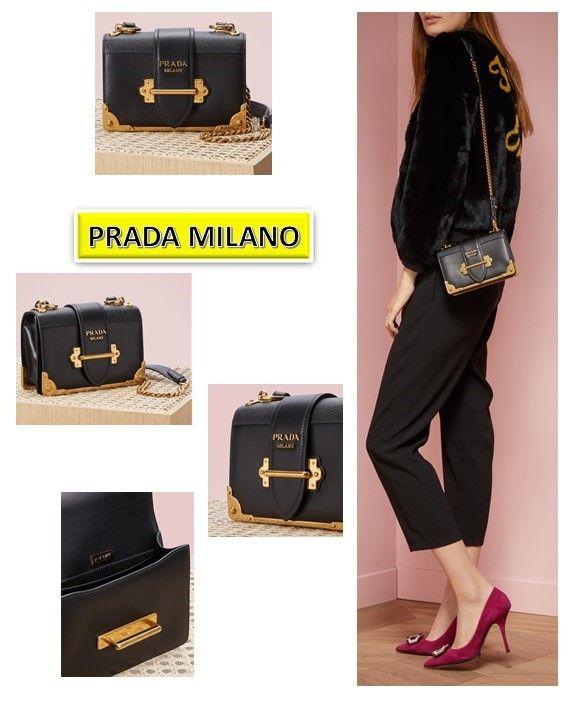 bc62ea4ead65 new zealand shoulder bag prada milano mini cahier compact women stylish  luxury fashion accessory ad eaf7d