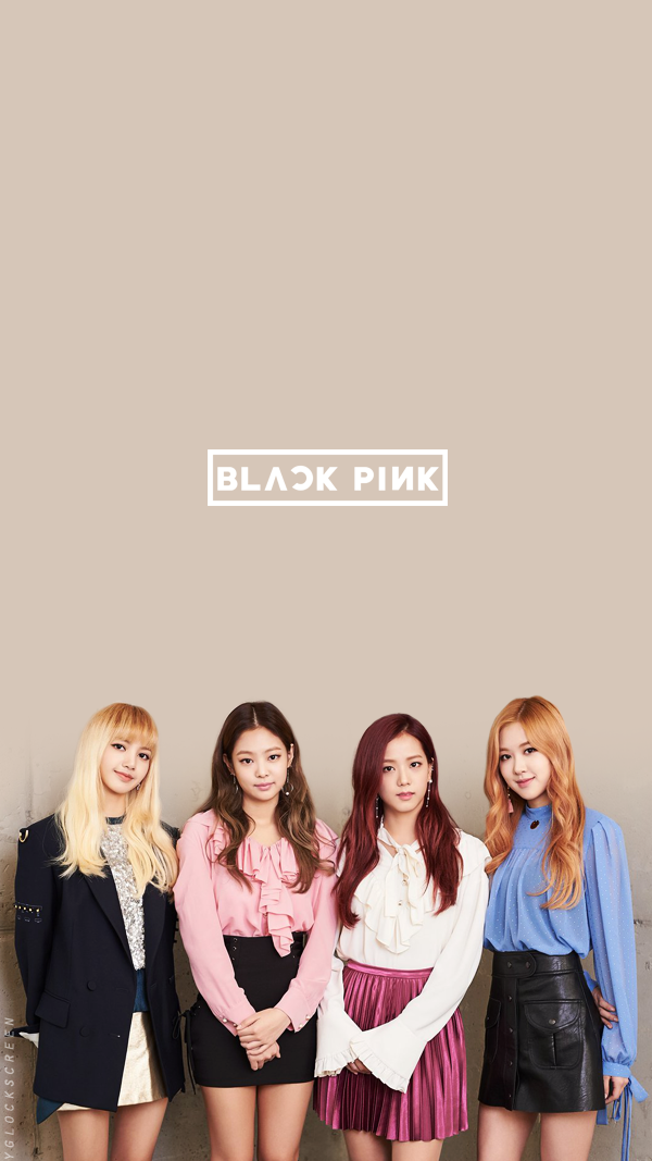 Simple Belleza Blackpink Lisa Jennie Jisoo And Rose Black