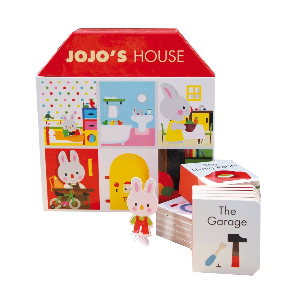 Jojos house xavier deneux 9791027600328 amazon books explore easter gift board book and more negle Images