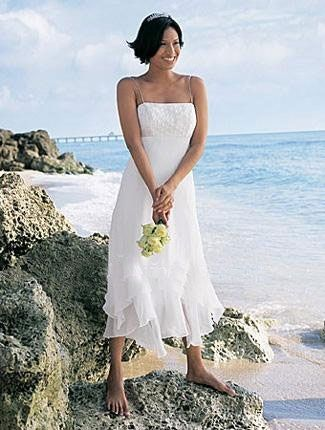 17 Best images about Beach Casual Wedding Dresses on Pinterest ...