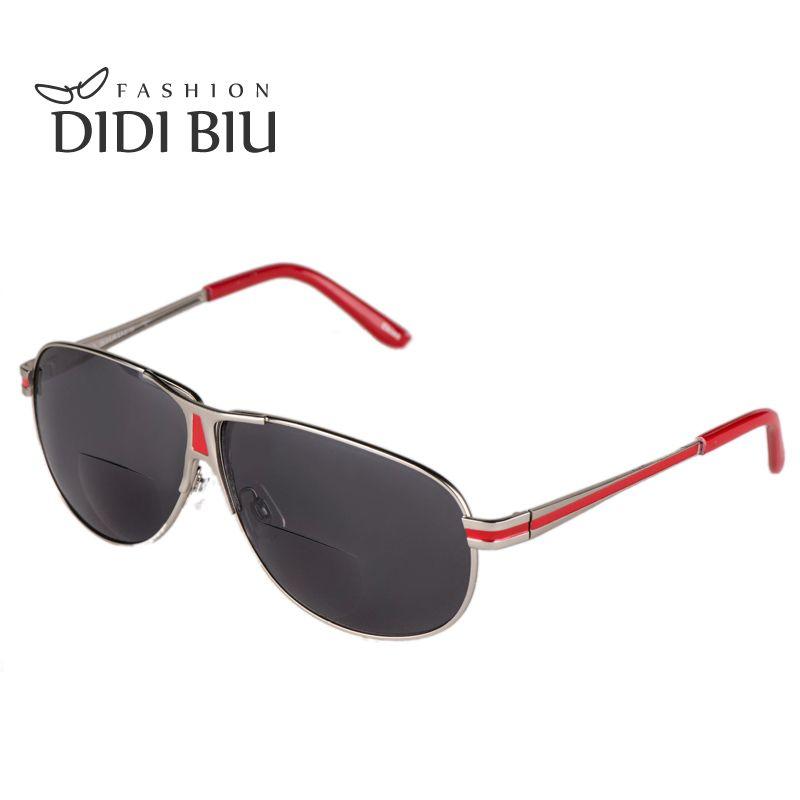 6e3c7a9e04c DIDI Degree 100 To 350 Polarized Sunglasses Men Brand Prescription Tinted  Driving Goggles Sun Glasses Reading Eyewear H688