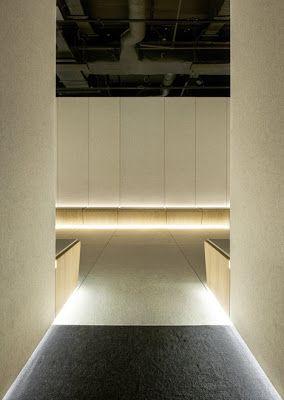 Dezeen The Silence Room At Selfridges By Alex Cochrane Architects 10 Jpeg Lighting Design Interior Hospital Interior Design Minimalism Interior
