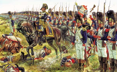 Image result for Defeated French Army